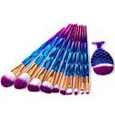 cheap Makeup Brush Sets-11pcs Makeup Brushes Professional Makeup Brush Set Pony / Synthetic Hair / Artificial Fibre Brush Eco-friendly / Professional / Soft Resin
