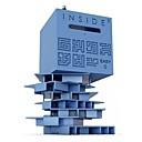 tanie Labirynty i puzzle-Kostka Rubika Kamienna kostka 7*7*7 Gładka Prędkość Cube Labirynt 3D Puzzle Cube Stres i niepokój Relief / Zabawki biurkowe / Zwalnia ADD, ADHD, niepokój, autyzm Klasyczny styl Prezent Dla dziewczynek