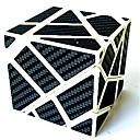 זול מסכות-קוביה הונגרית Alien 3*3*3 קיוב מהיר חלקות קוביות קסמים קוביית פאזל מט דגם גיאומטרי ספורט מתנות מרובע צורות גיאומטריות בנות