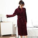 זול מגבות מקלחת-איכות מעולה חלוק רחצה, אחיד 100% פוליאסטר חדר אמבטיה
