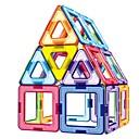 olcso Mágneses Building szettek-Mágneses blokk Építőkockák 46 pcs Klasszikus téma átalakítható Szülő-gyermek interakció Fiú Lány Játékok Ajándék