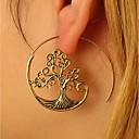 preiswerte Modische Ohrringe-Damen Tropfen-Ohrringe Kreolen - Kreativ Retro, Modisch Gold Für Alltag Festtage