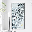 זול אומנות ממוסגרת-רומנטיקה ציור שמן וול ארט,סגסוגת אלומיניום חוֹמֶר עם מסגרת For קישוט הבית אמנות מסגרת חדר שינה פנימי