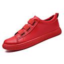 זול נעלי ספורט לגברים-בגדי ריקוד גברים גומי אביב / סתיו נוחות נעלי ספורט שחור / אדום