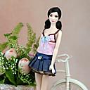 olcso Kábelek & Töltő-Bájos Ruha mert Barbie baba Poliészter Ruha mert Lány Doll Toy
