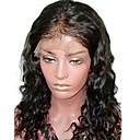 זול מכשירים למטבח-שיער אנושי חלק קדמי תחרה ללא דבק / חזית תחרה פאה שיער ברזיאלי Water Wave פאה 130% שיער טבעי / פאה אפרו-אמריקאית קצר / בינוני / ארוך פיאות תחרה משיער אנושי / גל מים