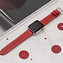 זול אביזרים שעון חכם-צפו בנד ל Apple Watch Series 4/3/2/1 Apple אבזם קלאסי עור אמיתי רצועת יד לספורט