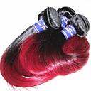 זול שזירה Remy  משיער אנושי-שיער בתולי קלאסי שיער פרואני 300 g שנה אחת יומי
