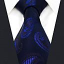 ieftine Set de Bijuterii-Bărbați Imprimeu Paisley / Jacquard Petrecere / Birou Cravată