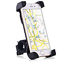 cheap Vehicle Mounts & Holders-Motorcycle Bike Mobile Phone Mount Stand Holder Adjustable Stand Mobile Phone Buckle Type Slip Resistant Silicone Holder
