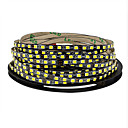 cheap LED Bulbs-5m Flexible LED Light Strips 600 LEDs 2835 SMD 5M LED Strip Light Warm White / Cold White Cuttable / Linkable / Self-adhesive 12 V 1pc