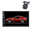 Недорогие DVD плееры для авто-BYNCG 7 дюймовый 2 Din Другие ОС Micro USB / MP3 / Встроенный Bluetooth для Универсальный Поддержка / Сенсорный экран / AVI / JPEG / MP4