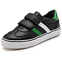 cheap Boys' Shoes-Boys' Shoes PU Spring Comfort Sneakers for Black / Black / White / White / Blue