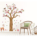 cheap Wall Stickers-Decorative Wall Stickers - Plane Wall Stickers Abstract / Landscape Study Room / Office / Kids Room