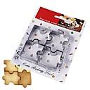 olcso Sütőeszközök-4 db puzzle darab cookie vágó rozsdamentes acél torta penész sütni eszközök