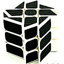 זול בלוקים משולבים-קוביה הונגרית Alien עמודה אוקטגונלית 3*3*3 קיוב מהיר חלקות קוביות של רוביק קוביית פאזל מט מתנות בנות