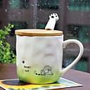 זול ספלים וכוסות-drinkware חַרְסִינָה כוס שטיפה מעודד מצב רוח טוב מתנת Girlfriend 2pcs