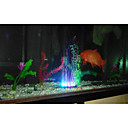 cheap Aquarium Décor & Gravel-Aquarium Aquarium Decoration / LED Chip / Underwater Lights Multi Color Waterproof LED Lamp 220 V V /