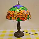 זול מנורות שולחן-מַתַכתִי דקורטיבי מנורת שולחן עבור חדר שינה מתכת כתום