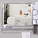 cheap Abstract Paintings-Bathroom Gadget Contemporary Stainless Steel 1 pc - Mirror Shower Accessories