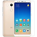 baratos Bell & Locks & Mirrors-Protetor de Tela XIAOMI para Xiaomi Redmi 5 Plus PET 1 Pça. Protetor de lentes para frente e câmera Anti Reflexo Anti Impressão Digital