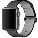 זול מטען כבלים ומתאמים-צפו בנד ל Apple Watch Series 3 / 2 / 1 Apple רצועת ספורט ניילון רצועת יד לספורט