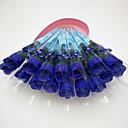 رخيصةأون الأزياء التنكرية التاريخية والقديمة-زهور اصطناعية 6 فرع النمط الرعوي الورود أزهار الطاولة