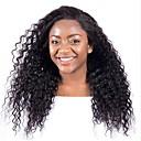 """זול פיאות סינטטיות ללא כיסוי-שיער ראמי 360 פרונטאלית פאה שיער ברזיאלי 360 חזיתית פאה עם שיער תינוקות 150% / 180% סקסי ליידי / שיער טבעי 31  ס""""מ / 36  ס""""מ / 40  ס""""מ פיאות תחרה משיער אנושי"""
