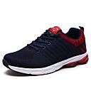 זול נעלי ספורט לגברים-בגדי ריקוד גברים טול אביב / סתיו נוחות נעלי אתלטיקה הליכה אפור / כחול / ירוק כהה