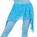 זול אביזרי ריקוד-ריקוד בטן רגיל בגדי ריקוד נשים הדרכה ספנדקס תחרה חגורה צעיף מותניים לריקודי בטן