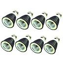 preiswerte LED Schrankleuchten-8St 7W 550lm E14 E26 / E27 LED Spot Lampen 1 LED-Perlen COB Dekorativ Warmes Weiß Kühles Weiß 220-240V