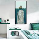 זול אומנות ממוסגרת-חיות סרט מצויר איור וול ארט, פלסטיק חוֹמֶר עם מסגרת For קישוט הבית אמנות מסגרת סלון