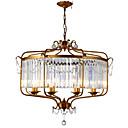 cheap Pendant Lights-LightMyself™ 8-Light Crystal Chandelier / Pendant Light Ambient Light - Crystal, 110-120V / 220-240V Bulb Not Included / 20-30㎡