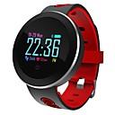 baratos Smartwatches-Relógio inteligente para iOS / Android Monitor de Batimento Cardíaco / Medição de Pressão Sanguínea / Informação / Controle de Câmera / Controle de APP Podômetro / Aviso de Chamada / Monitor de Sono