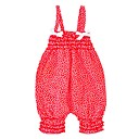 cheap Kids' Headpieces-Baby Girls' Daily Holiday Polka Dot One-Pieces, Cotton Summer Cute Sleeveless Red