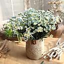 זול פרחים מלאכותיים-פרחים מלאכותיים 1 ענף כפרי / חתונה חינניות פרחים לשולחן