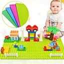 tanie Building Blocks-Klocki do łączenia Nowy design Prostokąt Rodzina 1 pcs Sztuk Dla chłopców Dla dziewczynek Zabawki Prezent