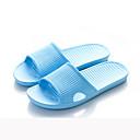 ieftine Flip-Flops de Damă-Pentru femei Pantofi EVA Vară Confortabili Papuci & Flip-flops Toc Drept Verde / Roz / Albastru Deschis