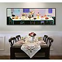 cheap Framed Arts-Still Life Food Illustration Wall Art, Plastic Material With Frame For Home Decoration Frame Art Living Room