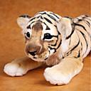 baratos Animais de Pelúcia-Tiger Animais de Pelúcia Adorável Confortável Algodão Para Meninas Brinquedos Dom 1 pcs