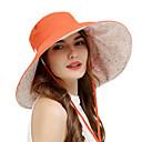 ieftine Clothing Accessories-VEPEAL Καπέλο πεζοπορίας Căciulă Soare Căciulă Alergare Pălării Rezistent la Vânt Uscare Rapidă Respirabilitate Primăvară Vară Mov Pentru femei Pescuit Drumeție Voiaj Floral / Botanic