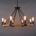 tanie Żyrandole-8 świateł Lampy widzące Oświetlenie od dołu (uplight) Malowane wykończenia Metal Styl MIni 110-120V / 220-240V Nie zawiera żarówek / E26 / E27