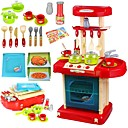 cheap Toy Kitchens & Play Food-Family Parent-Child Interaction Exquisite Plastic Shell Girls' Kid's Gift
