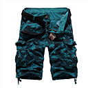 cheap Footwear & Accessories-Men's Cotton Shorts Pants - Camouflage
