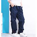 ieftine Pantaloni Băieți-Copii Băieți Vintage Dungi Pantaloni