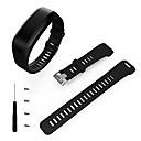 cheap Smartwatch Accessories-Watch Band for Vivosmart HR Garmin Sport Band Silicone Wrist Strap