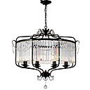 cheap Pendant Lights-LightMyself™ 8-Light Chandelier / Pendant Light Ambient Light - Crystal, 110-120V / 220-240V Bulb Not Included / 20-30㎡ / E12 / E14