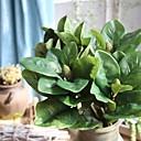 זול פרחים מלאכותיים-פרחים מלאכותיים 1 ענף חתונה / פסטורלי סגנון צמחים פרחים לרצפה