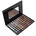 cheap Eye Kits & Palettes-88 colors Combination Eyeshadow Palette / Eye Shadow / Powders Powder Daily Makeup / Smokey Makeup / Matte