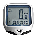 cheap Bike Computers & Electronics-MB-468 Bike Computer/Bicycle Computer Stopwatch Waterproof Wireless Freeze Frame Memory Auto On/Off Scan SPD - Current Speed